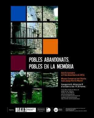 """GUIA DIDÀCTICA EXPOSICIÓ: """" Pobles abandonats, pobles en la memòria"""""""
